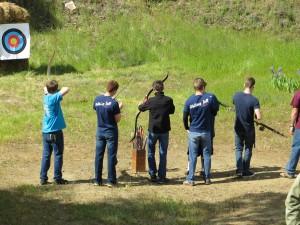 Finish Line - Archery